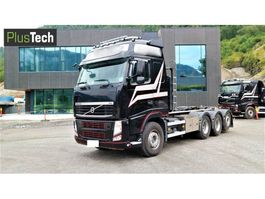 containersysteem vrachtwagen Volvo FH 2013