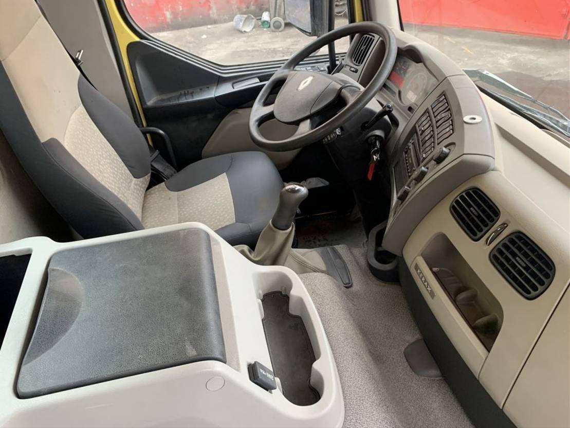 kipper vrachtwagen > 7.5 t Renault Kerax 410 2010