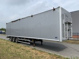 walking floor oplegger Knapen Trailers knapen k-100 walking floor 10 mm boden 2014
