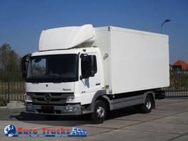 koelwagen vrachtwagen Mercedes-Benz Atego 816 euro5 2012