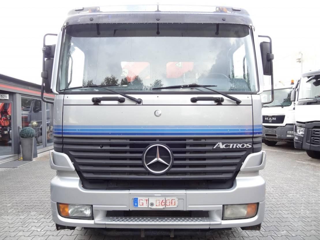 kraanwagen Mercedes-Benz ACTROS 1843 PALFINGER 23080 D 2001