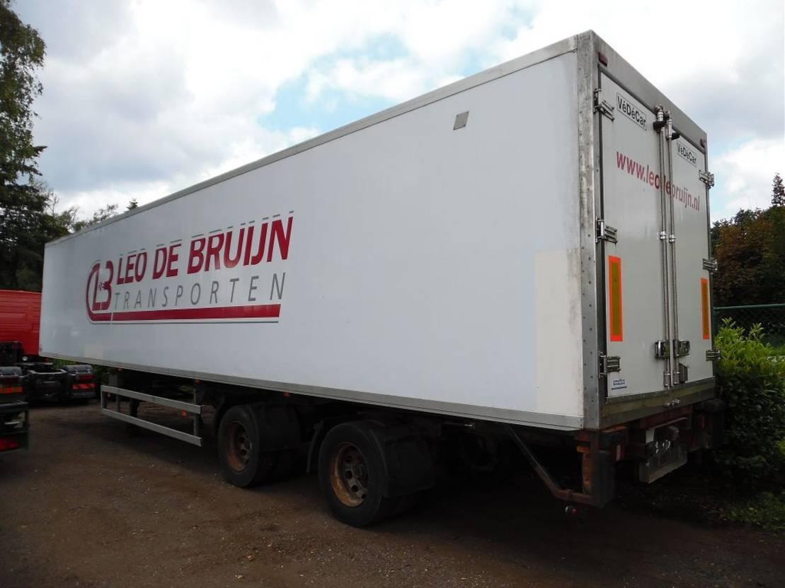 koel-vries oplegger Tracon 2-asser frigo 2000