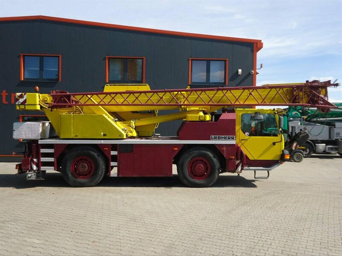 kraanwagen Liebherr LTM 1030/2 Autokran 35 Ton Top!