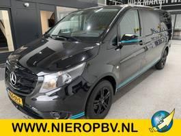 gesloten bestelwagen Mercedes-Benz Vito 116 CDI dubcab airco navi automaat 2018
