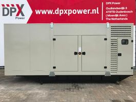 generator Baudouin 6M33G715 - 712 kVA Generator - DPX-19571 2020