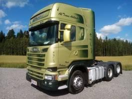 standaard trekker Scania R-620 2900 2013