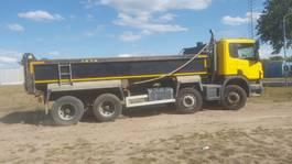 kipper vrachtwagen > 7.5 t Scania P360 2011