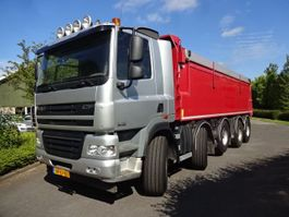 kipper vrachtwagen > 7.5 t DAF 85 CF 460 FAD 10X4 BB 2012