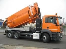 kolkenzuiger vrachtwagen MAN TGS 28.430 6X2 Saug-Druck Spüler Kipper 2020