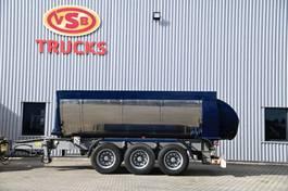 kipper aanhanger Kipper Hardox Steel BPW Axle 24 ton 2007