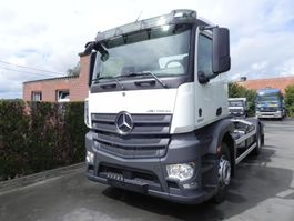 containersysteem vrachtwagen Mercedes Benz Nieuwe Actros 1932L containersysteem uit stock leverbaar 2020