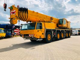alle terrein kranen Tadano ATF220G-5 2012