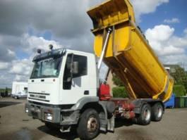 kipper vrachtwagen > 7.5 t Iveco 380-38 6x4 cursor engine 2005