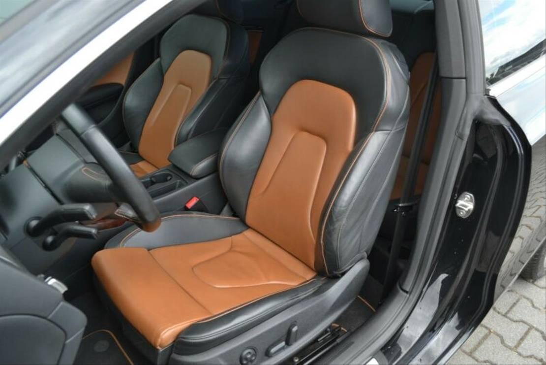 coupé wagen Audi A5 Coupe 3.0 TDI quattro Exclusive Voll!!! 2010