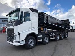 kipper vrachtwagen > 7.5 t Volvo FH540 10x4 Jorpen maansiirtolavalla 2020