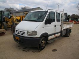 kipper vrachtwagen > 7.5 t Renault Mascott 2003