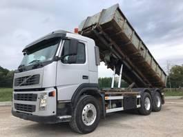 containersysteem vrachtwagen Volvo FM12  420         6x4 2002