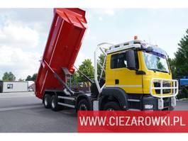 kipper vrachtwagen > 7.5 t MAN TGS 41.480 , E5 , 8x4 , Dumper , 25m3 , pgw 41,000kg , LIKE NEW 2011