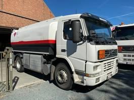 tankwagen vrachtwagen Volvo 15m³ 2002