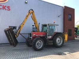 standaard tractor landbouw Massey Ferguson herder 4x4 3080 1991