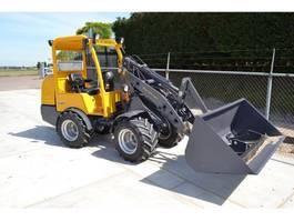 wiellader Eurotrac shovel