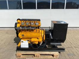 generator Hatz 4M41 Stamford 35 kVA generatorset 2013