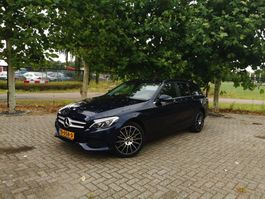 stationwagen Mercedes-Benz C 250 ESTATE 7GTRONIC AUTOMAAT 2016 C250 2016