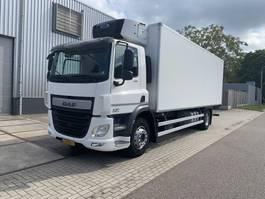 koelwagen vrachtwagen DAF CF 290 FA euro 6 klegebox+carrier supra 750 d+e 2014