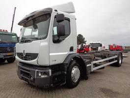 chassis cabine vrachtwagen Renault Premium 270 DXI + Euro 5 2013