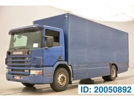 bakwagen vrachtwagen > 7.5 t Scania 94D220 1999