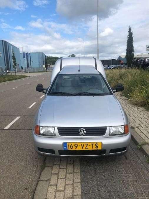 Volkswagen - CADDY 77 KW BESTEL 1,9 TDI 3