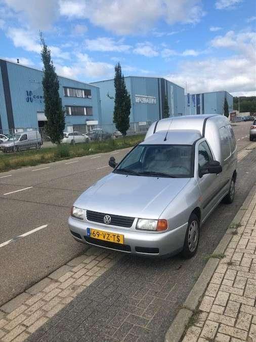 Volkswagen - CADDY 77 KW BESTEL 1,9 TDI 1