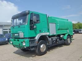 tankwagen vrachtwagen Iveco 4x4 MP 190 E30W Flugfeldtankwagen 8200 L EuroTra 1999