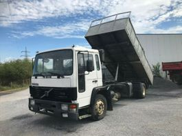 kipper vrachtwagen > 7.5 t Volvo FL 6-14, Mech.Pump, Full Steel, Manual 1993