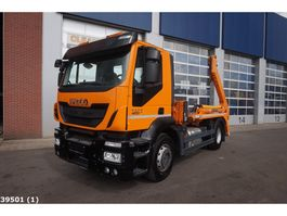 containersysteem vrachtwagen Iveco Stralis AD190S40 2015