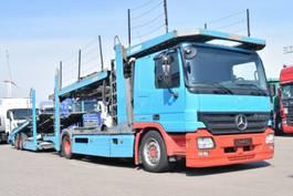 autotransporter vrachtwagen Mercedes-Benz Actros 1844L E5 Rolfo Sirio Verzinkt Retarder