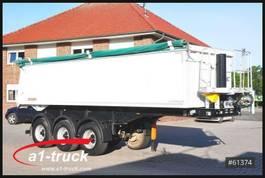kipper oplegger Langendorf SKA 24/30 Alu 24m³ Lift, 4x4 Allrad 1350mm 2013