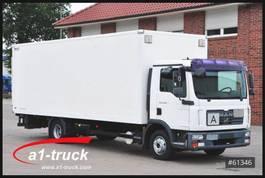 bakwagen bedrijfswagen < 7.5 t MAN TGL 12.210 BL E4, Klima, L 7,10m 2007