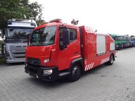 oprijwagen bedrijfswagen Renault D180.75 Pannenhilfe 2016