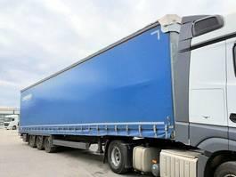 schuifzeil oplegger Schmitz Cargobull Standard Tautliner Luft/Lift,Edscha