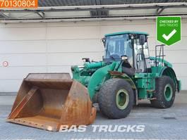 wiellader Caterpillar 950H High tip bucket - German dealer machine 2011