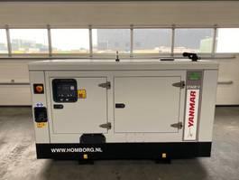 generator Himoinsa HYW 17 Yanmar 17 kVA STAGE 5 Supersilent generatorset 2020