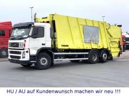 vuilniswagen vrachtwagen Volvo FH MÜLLWAGEN FAUN MIT VARIOPRESS 2004