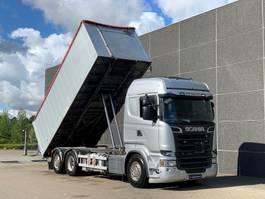 kipper vrachtwagen > 7.5 t Scania R580 6x2/4 Euro 6 2014