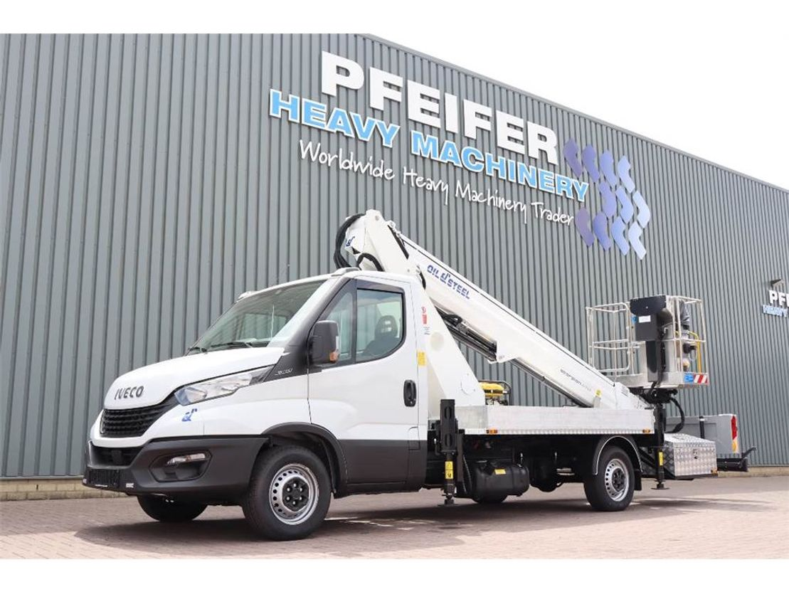 autohoogwerker vrachtwagen Diversen OIL&STEEL SCORPION 2313 Also available For Rent, I 2020