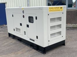 generator Ricardo 200 KVA Silent Generator 3 Phase 50HZ New Unused 2020