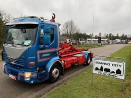 containersysteem vrachtwagen Volvo FL 260 2013