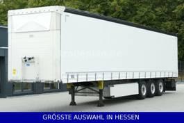 schuifzeil oplegger Schmitz Cargobull Liftachse Palettenkasten Hubdach €289.-mtl. 2016
