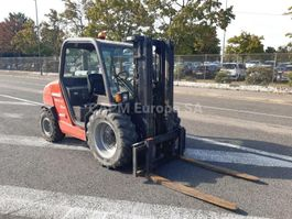 vorkheftruck Manitou MH25-4 T BUGGIE S2-E3 2012