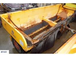 Overig vrachtwagen onderdeel Epoke TMK10-275 Sand spreader 2003